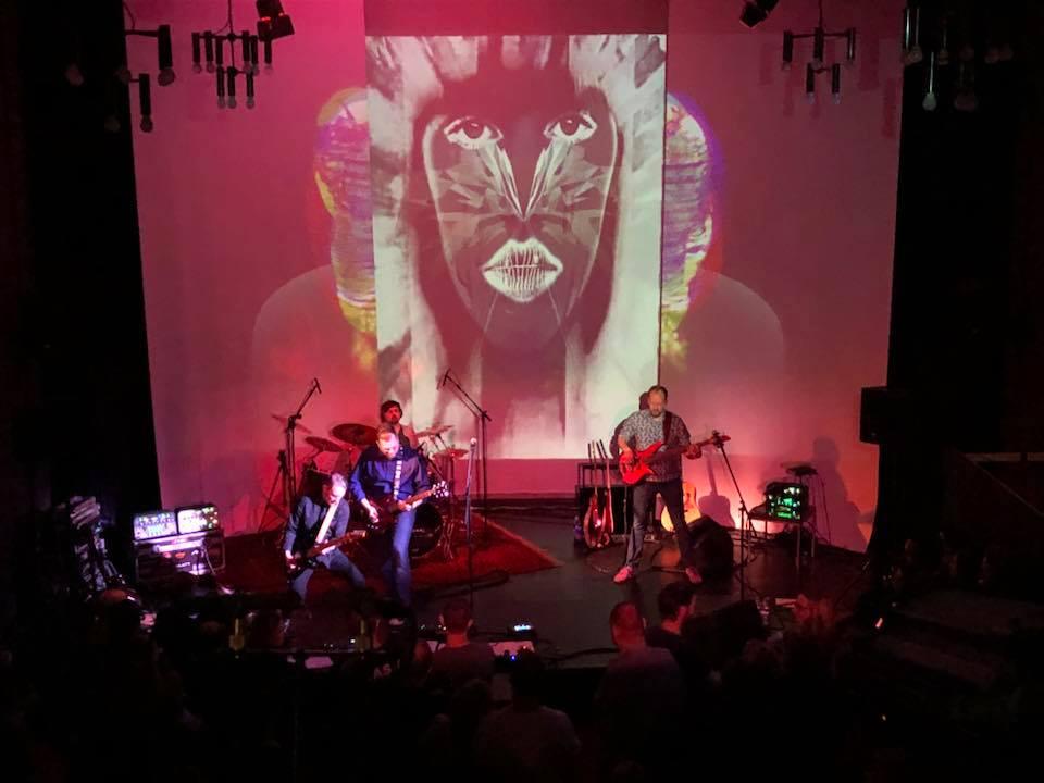 Ausschnitt aus Album-Release-Konzert von WalzWerk im ZEITMAUL-Theater Bochum