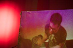 Ausschnitte aus WireWagna mit Witek Danielczol (ZEITMAUL-Theater Bochum)