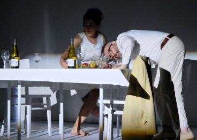 """Szenenfoto der Aufführung """"Ein Abend im Sommer"""" (ZEITMAUL-Theater Bochum)"""